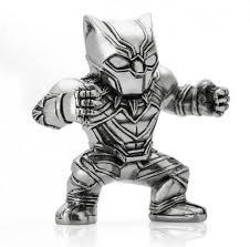 Black Panther Mini Figurine