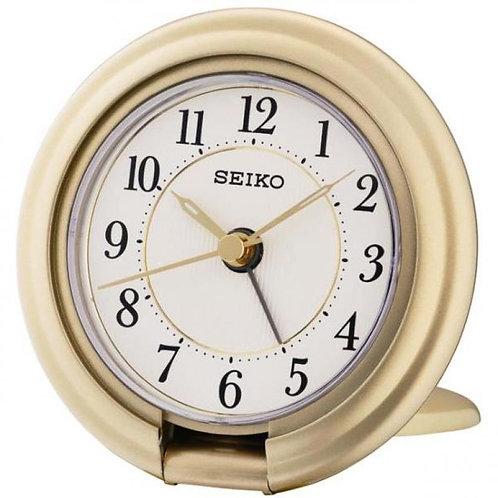 Seiko Travel Alarm Clock QHT014G