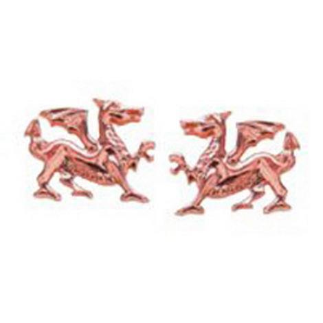 Welsh Dragon Earrings