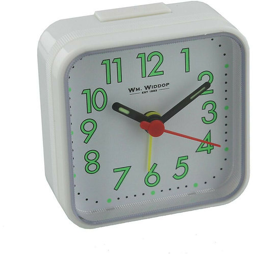 Widdop Square Alarm Clock
