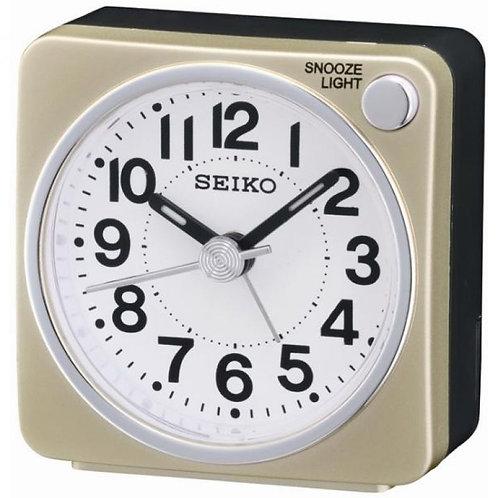 Seiko Bedside Clock QHE118G