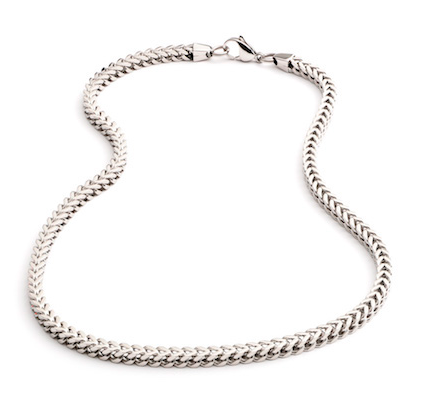"""23"""" Stainless Steel Necklace"""