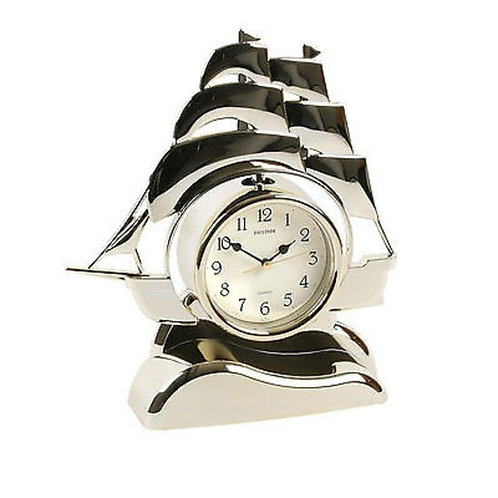 Contemporary Mantel Clock Ship PendulumClock