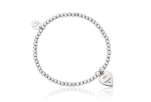 Tree of Life Insignia Heart Affinity Bead Bracelet