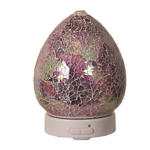 LED Ultrasonic Diffuser - Purple Crackle