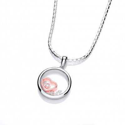 Celestial Love and Beauty Pendant without Chain