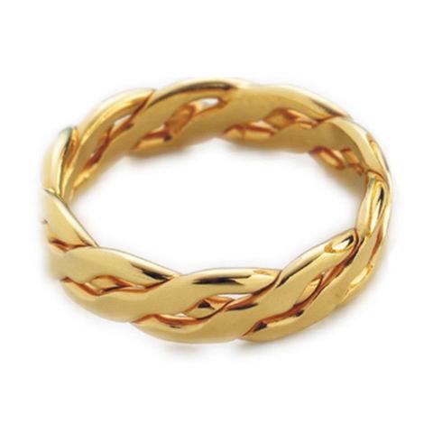 Celtic Plait Ring