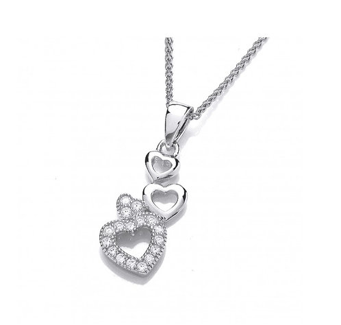 All Hearts Pendant without chain