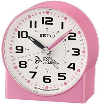 Seiko Bedside Alarm Clock QHE907P