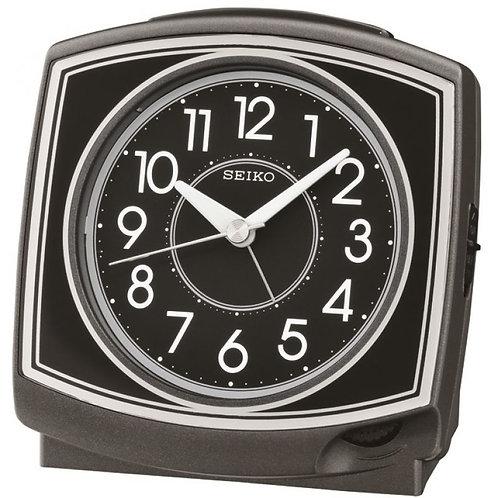 Seiko Clocks Bedside Alarm Clock QHK040K
