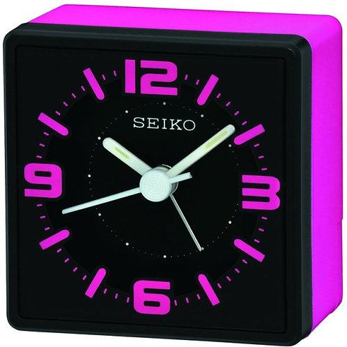 Seiko Bedside Alarm Clock QHE091P