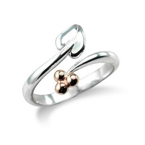 Silver Tree of Life Designer Ring