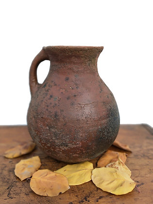 Amphora Antique Vase Clay Pot 33cm