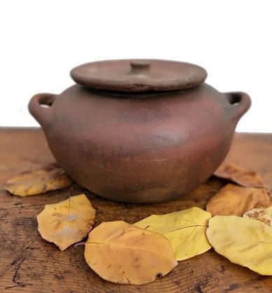 Amphora Antique Vase Clay Pot 18cm