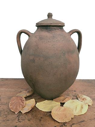 Amphora Antique Vase Clay Pot 44cm
