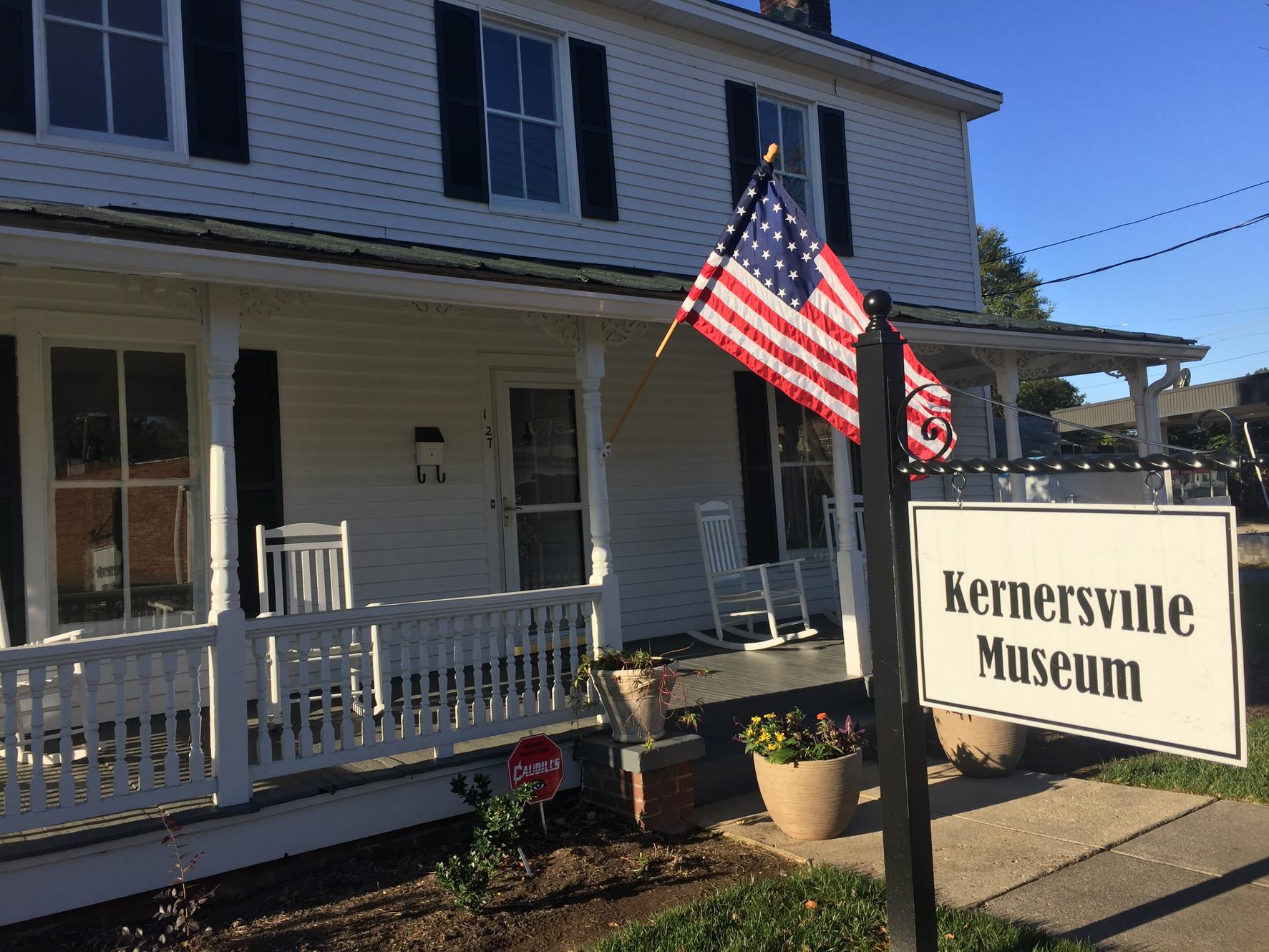 Kernersville Museum | Local History | North Carolina