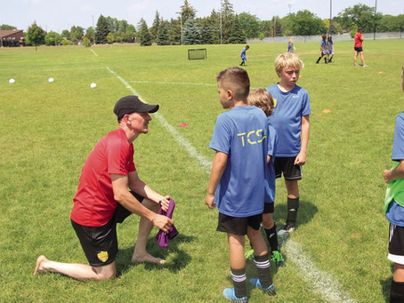 New Maple Grove soccer academy kicks off