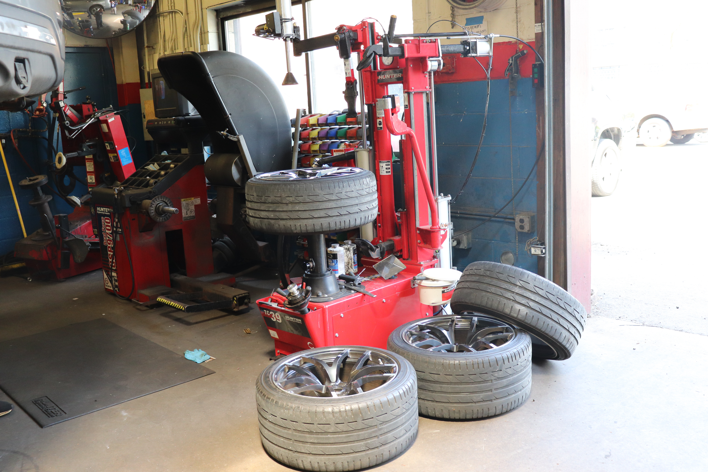 Road Force Wheel Balancing & Alignment