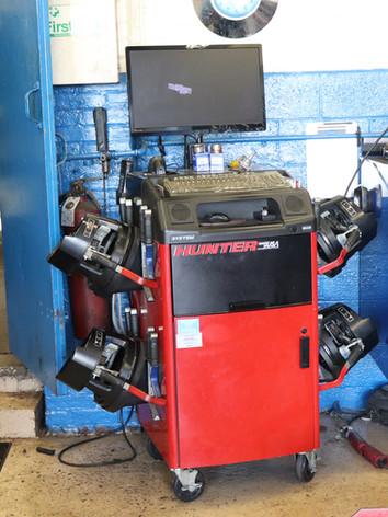 Hunter Hawkeye Laser Wheel Alignment Machine Wheel Parts