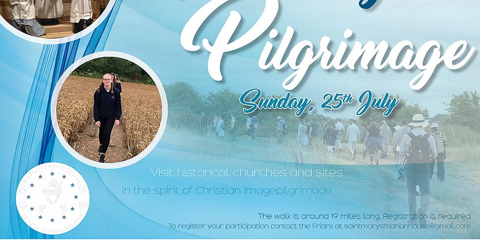 Walking Pilgrimage