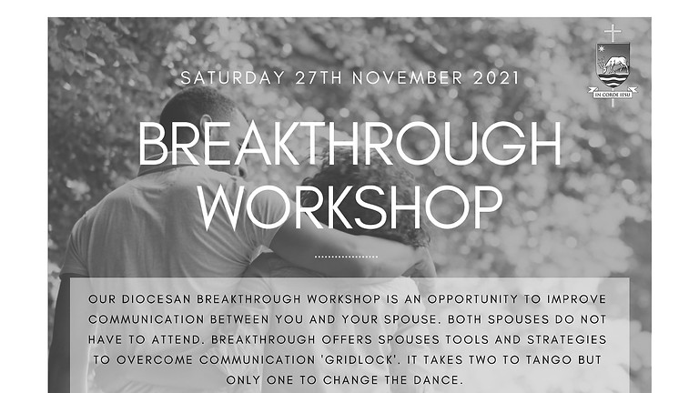 Breakthrough Workshop