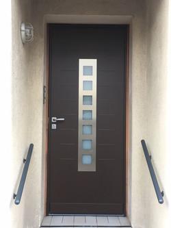 Porte d'entrée Fichet - 78000