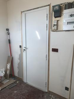 Blindage porte d'entrée - 75017