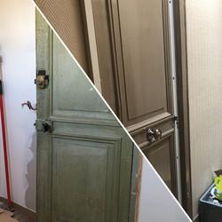 Blindage à la parisienne - 75017