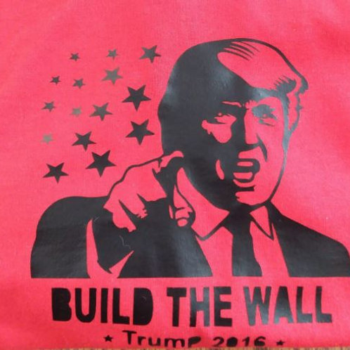 Build the wall Tee-Shirt