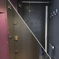 Installation barre de pivot - 75018