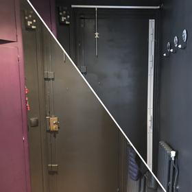 Installation d'une barre de pivot - 75018