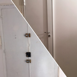 Blindage double-vantaux - 92063
