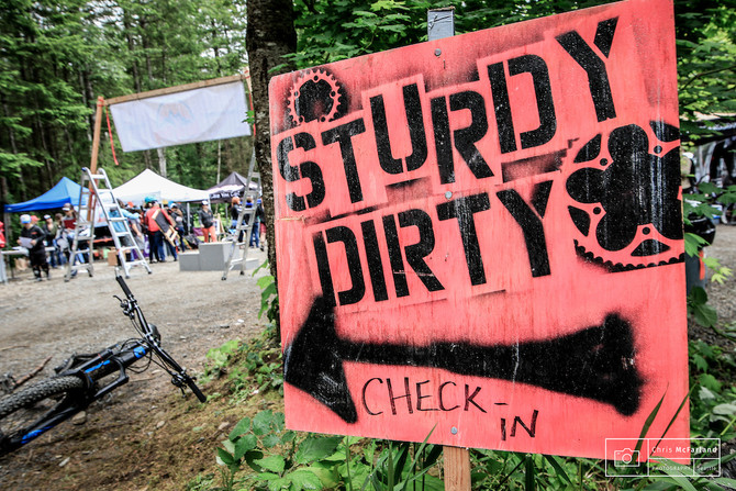Sturdy Dirty Enduro Newsletter