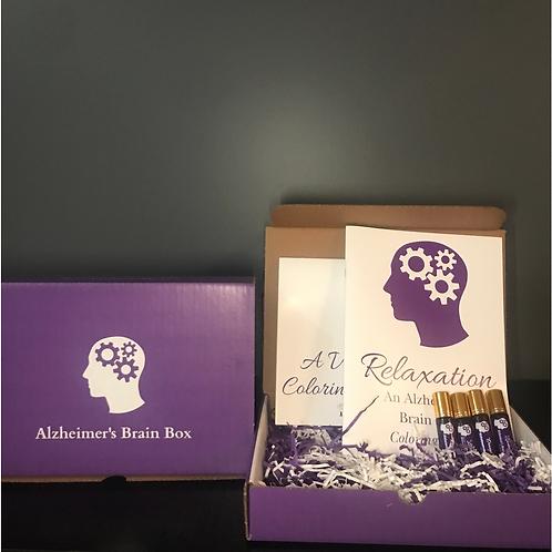 Alzheimer's Brain Box