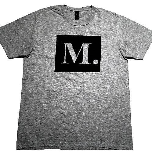 Men's Grey M.