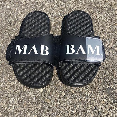 Black & Grey Slides