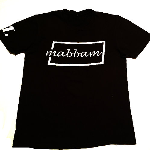 Mens BLACK AND WHITE mabbam
