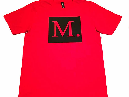 Red M.