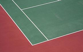 Tennis Court Paving