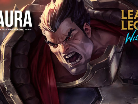 Darius: The Hand of Noxian- Backstory and Gameplay Suggestion