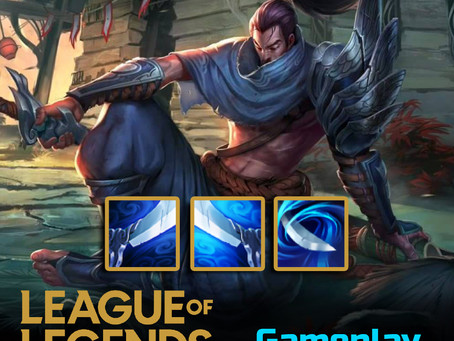 Yasuo: The Unforgiven- Backstory and Gameplay Suggestion