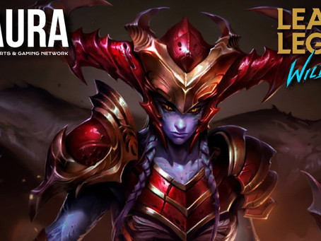 Shyvana: The Half-Dragon- Backstory and Gameplay Suggestion