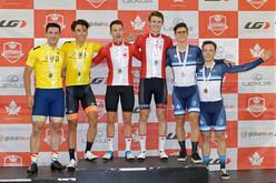 Championnats canadiens sur piste ÉLITE 2018