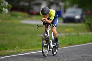 Tristan Guillemette athlète cycliste