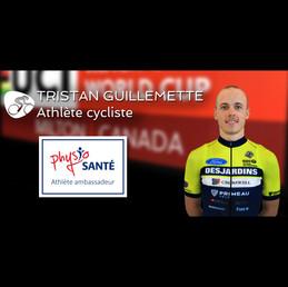 ATHLÈTE AMBASSADEUR | PHYSIO-SANTÉ 2020