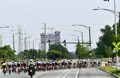 South Chicago 'Kermesse' Road Race | INTELLIGENTSIA CUP 2021. Crédit photo: Ethan Glading