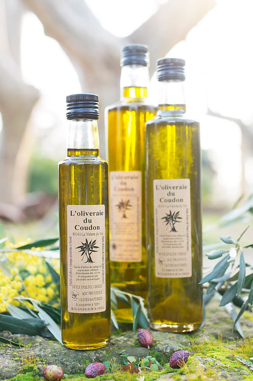 Huile d'Olive a l'ancienne Maturée