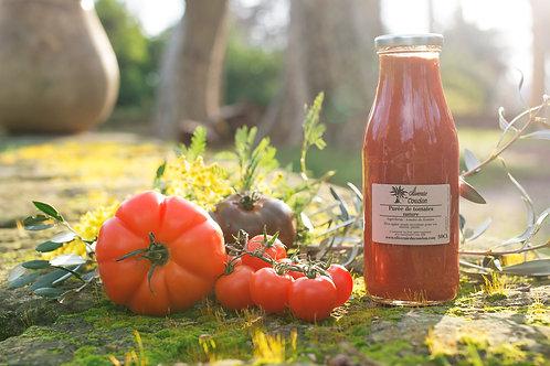 Purée de Tomates Nature
