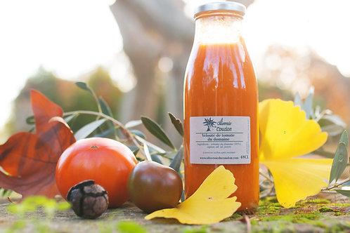 Velouté de Tomates du Domaine