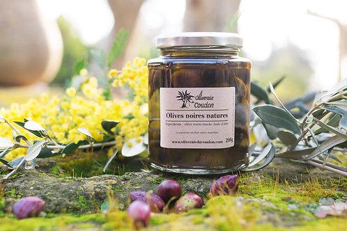 Olives Noires Bio Natures BIO